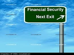 Financiele zekerheid